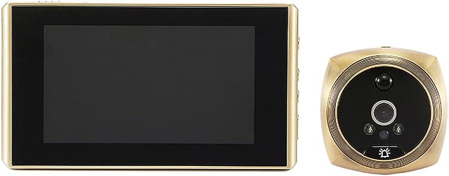 Garneck Visualizador de Olho Porta Câmera Olho Mágico Da Porta Câmera de Segurança