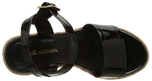 Atelier Mercadal Mykonos - Sandalias de vestir Mujer Negro