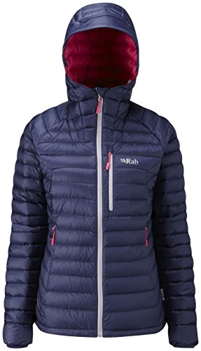 RAB Microlight Alpine Jacket - Women's Twilight/Fuschia for sale  Delivered anywhere in USA