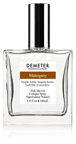 - Demeter 3.4oz Cologne Spray - Mahogany