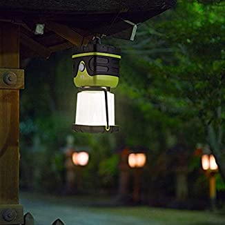 Farol LED para camping 4