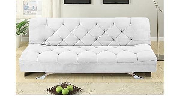 Frizzo Lara - Sofá cama reclinable de 3 plazas con tejido ...