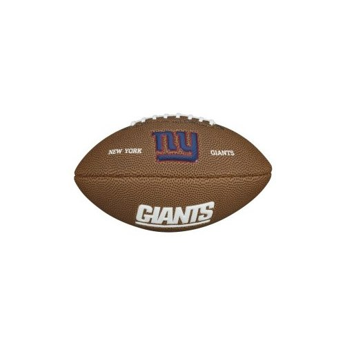 WILSON new york giants NFL mini american football