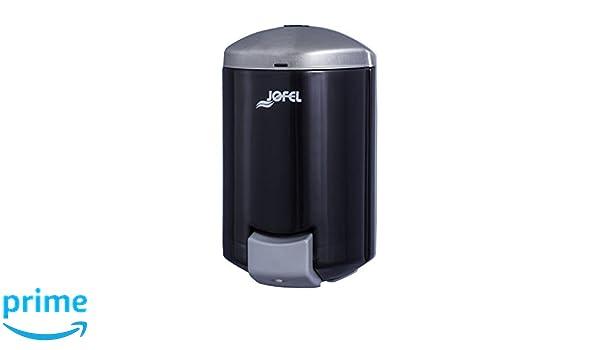 Jofel AC71000 Aitana Luxe Dosificador de Jabón Rellenable, Fumé, 0.9 L: Amazon.es: Industria, empresas y ciencia