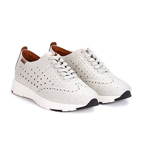 Off Uomo Sneaker Avorio White Pikolinos UgYqwY