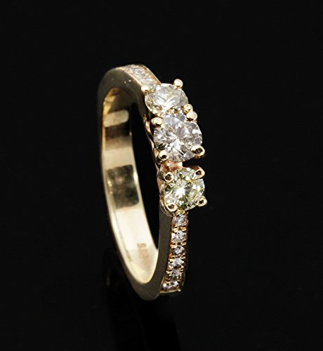 Diamond Ring 0.30ct-Engagement ring-wedding band-promise ring-promise ring-Bridal Jeweler-Wedding & Engagement-wedding band women