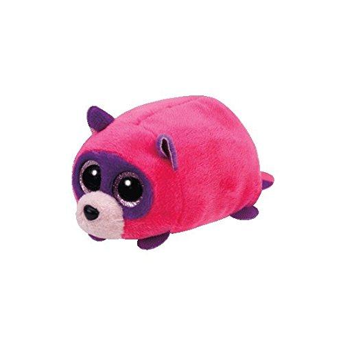 Ty Rugger Raccoon - Teeny 4 inch - Stuffed Animal (42139)
