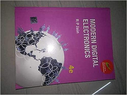Digital Electronics Book By Rp Jain Pdf