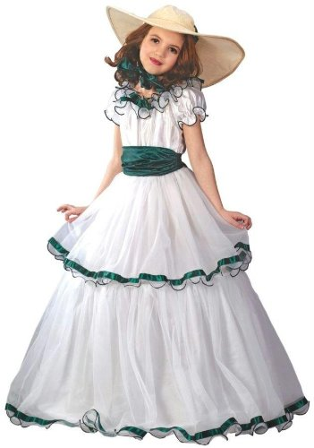 Southern Belle Costume - Small - Civil War Dresses For Sale
