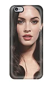 Fashionable Style Case Cover Skin For Iphone 6 Plus- Megan Fox(3D PC Soft Case)