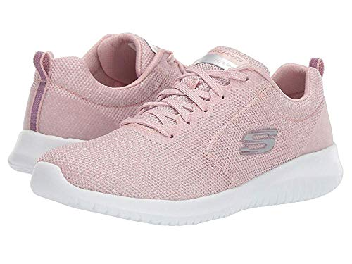 Sneakers Womens Skechers - Skechers Ultra Flex Simply Free Womens Sneakers Light Pink 9.5