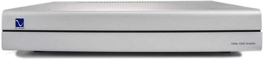 PS Audio Stellar S300 Stereo Amplifier Silver