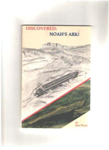 Discovered: Noahs Ark: Amazon.es: Wyatt, Ron: Libros en ...