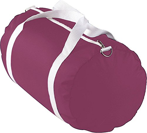 Augusta Sportswear Gear Bag - Augusta Sportswear NYLON SPORT BAG OS Maroon