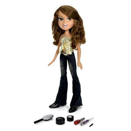 Bratz Passion 4 Fashion Doll, Yasmin 2ft Big Size ()