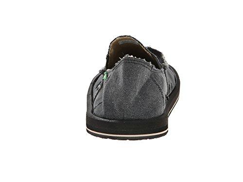 Slip on Charcoal Shoe Men's Vagabond Sanuk 6Ewqx0zn