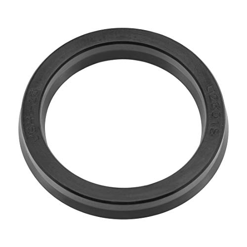 uxcell Hydraulic Seal, Piston Shaft USH Oil Sealing O-Ring, 28mm x 35mm x ()