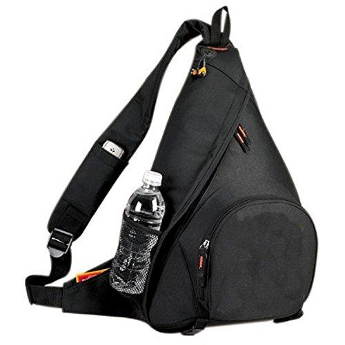 Price comparison product image Yen's Mono-Strap Backpack,  6BP-05 (Black)
