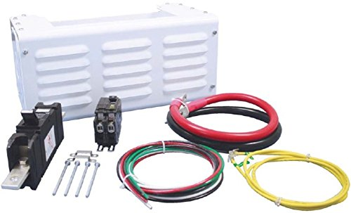 Magnum Energy MPXS-30D-L MPX-Series Right Side Extension Kit For Use With MPSL-30D/MPSH-30D MP Enclosure and MS4024PAE or MS4448PAE Inverters