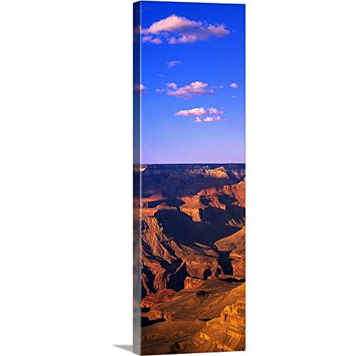 GREATBIGCANVAS Gallery-Wrapped Canvas Entitled South Rim Grand Canyon National Park AZ by 12