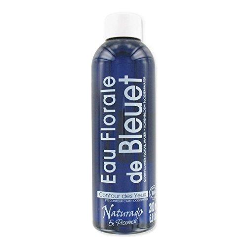 Naturado En Provence - Acqua Floreale Fiordaliso 100% Puro Bio - Naturado - biologico certificato - 200 ml