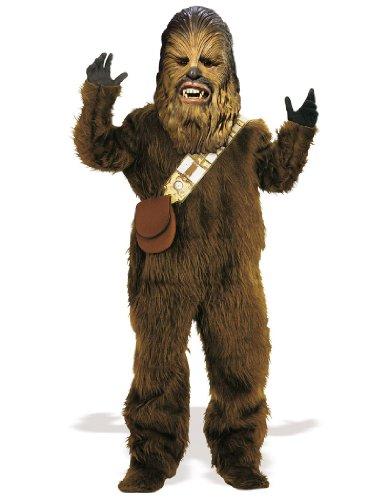 [Boy's Chewbacca Costume] (Deluxe Chewbacca Costumes)