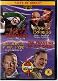 Tales of Horror-4 Movies- The Satanic Rites of Dracula/Horror Express/Dr. Jekyll & Mr. Hyde/The Phantom of the Opera