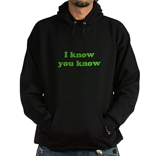 CafePress - I Know You Know - Pullover Hoodie, Classic & Comfortable Hooded Sweatshirt