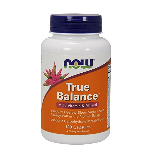 NOW True Balance,120 Capsules