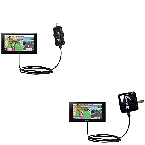 Essential Gomadic AC /DC Charge Accessory Bundle Kit for the Garmin nuvi 2669 / 2689 LMT includes Gomadic Home and Car Chargers at a Money Saving Price. Based on TipExchange Technology