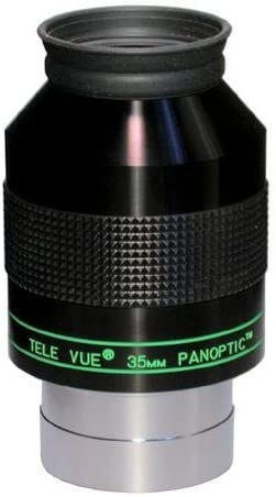 Tele Vue35mm Panoptic Wide Angle Eyepiece with 68 Degree Field