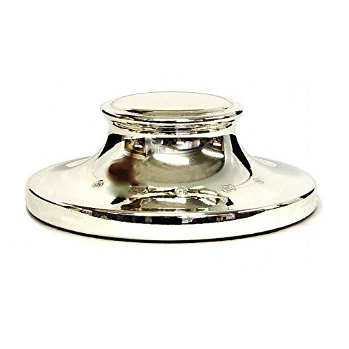 Sterling Silver Paperweight - Capstan Ink Style