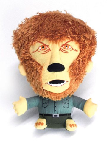 per Deformed Wolfman 6 inch Plush (Man Super Deformed Plush)