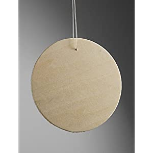 Wood Circles with Holes 3in (Pack of 24) - Excellent Home Decor - Indoor & Outdoor 53