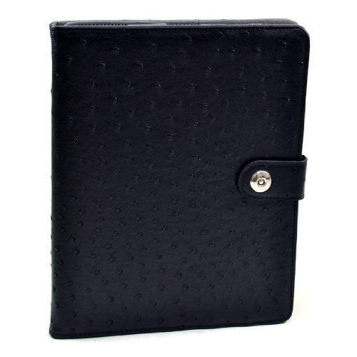 dasein-faux-ostrich-leather-ipad-case-new-smart-stand-cover-for-ipad-2-3-4-black