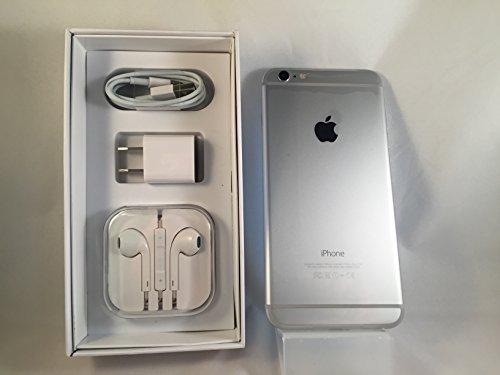 Apple iPhone 6 Plus Unlocked Cellphone, 16GB, Silver