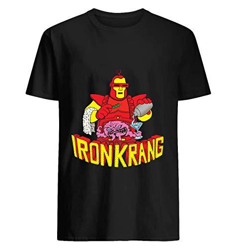 IRON KRANG 76 T shirt Hoodie for Men Women Unisex (Krang Hoodie)