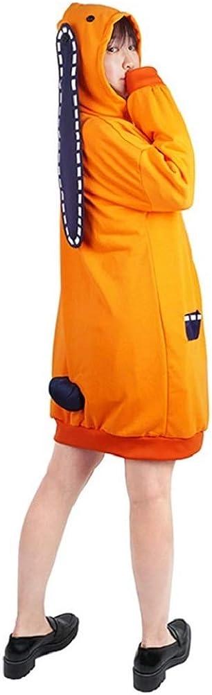 ugoccam Womens Runa Hooded Jacket Halloween Cosplay Costume