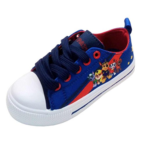 Paw Patrol, Tennisschuh Low Canvas Kinder PT08602C