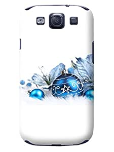 For Sumsang galaxy s3 Super Hard Christmas fashionable TPU Case