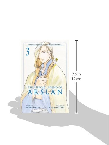 The Heroic Legend of Arslan 3 (Heroic Legend of Arslan, The)