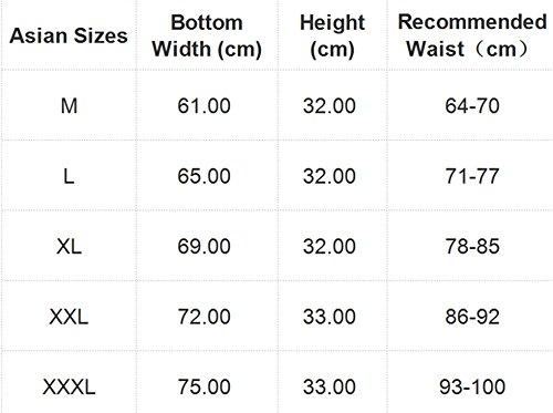 Fastar Corsés Fajas Reductoras de Cinturón Formación para Mujer Corsés Bustier de Impresión Floral de Encaje Sin Costuras Underbust Negro