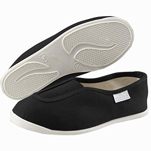Domyos 8200760 Gymnastics Adult Shoes – Canvas