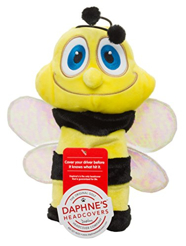 (Daphne's Headcovers Bee Hybrid Golf Club Headcover)