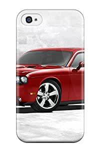 High-quality Durable Protection Case For Iphone 4/4s(dodge Challenger Car)