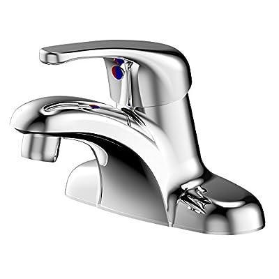 ENZO RODI Single-Handle 4 inch Centerset Bathroom Sink Faucet