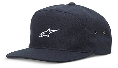 Costume Alpinestars (Alpinestars Unisex-Adult Canyon Hat (Navy, One Size))
