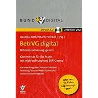 BetrVG Kommentar für die Praxis digital: Einzelbezug