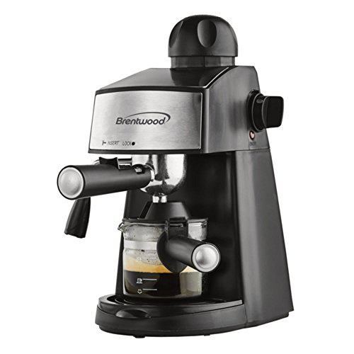 Brenwood Espresso and Cappuccino Maker Home & Garden