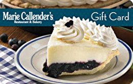 Amazon.com: Marie Callender's Restaurant & Bakery Gift Card ($15 ...